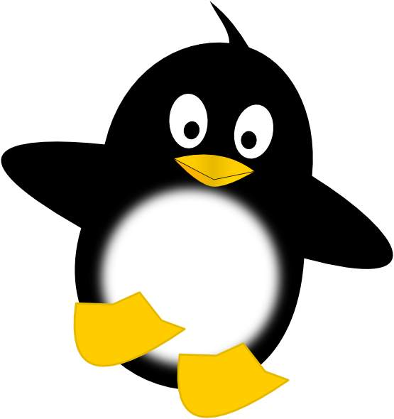 free penguin clipart images