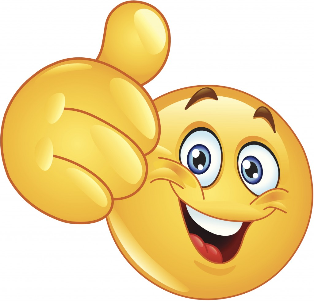 Pics For Gt Smiley Face Thumbs Up Animation