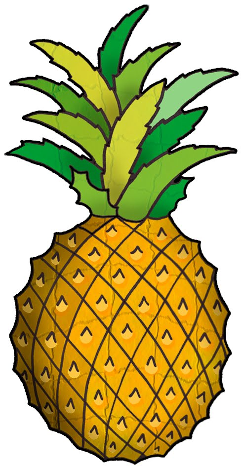 Pineapple Wallpaper Hd Free Clipart Images