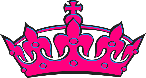 Pink Crown Clipart Free Clipart Images