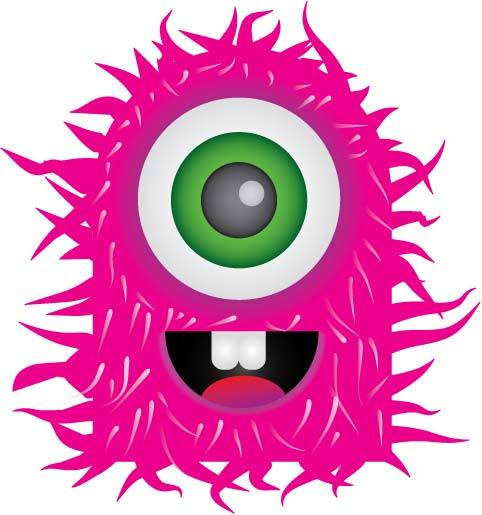 Pink Monster Clipart Free Clip Art Images
