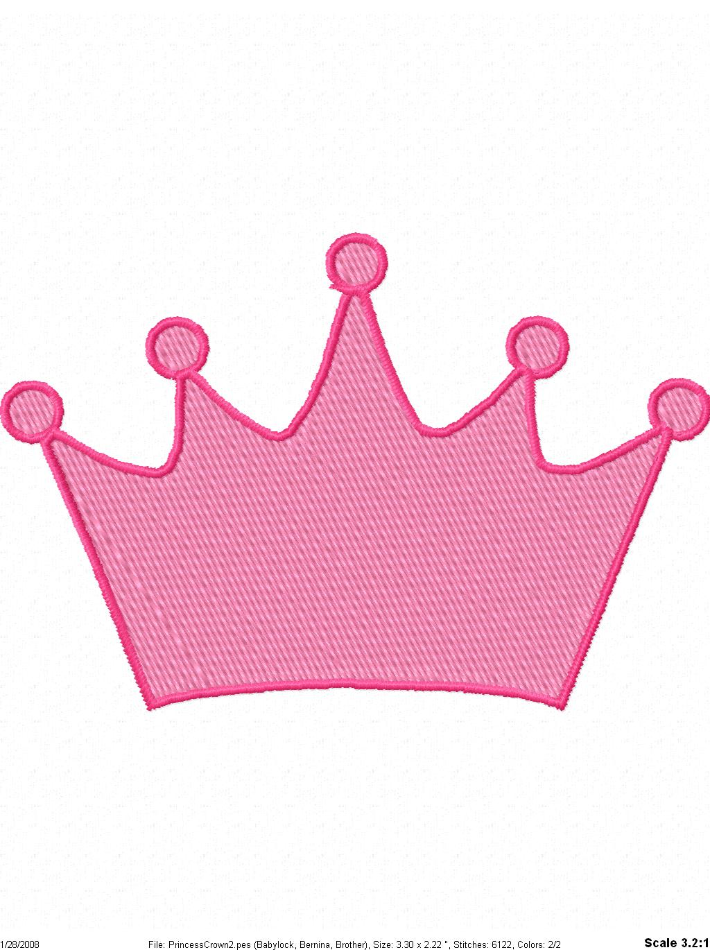 Pink Queen Crown Clip Art Free Clipart Images