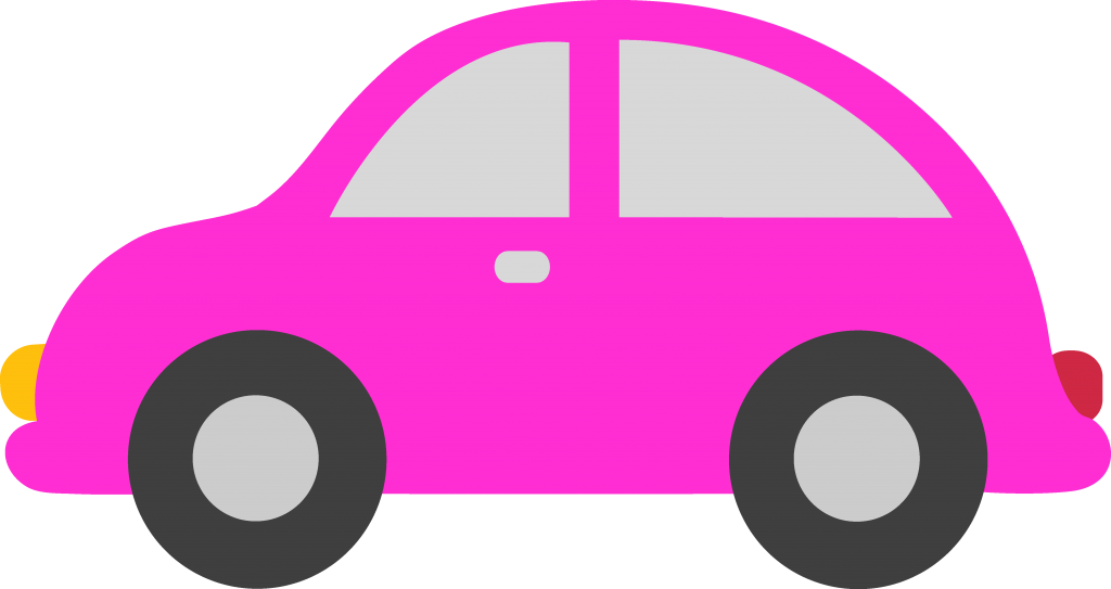 Pink Toy Car Clipartliz Free Clip Art