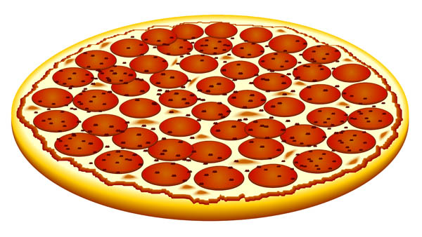 Pizza Clip Art Foods Cleanclipart