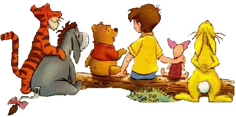 Pooh And Friends Clipart