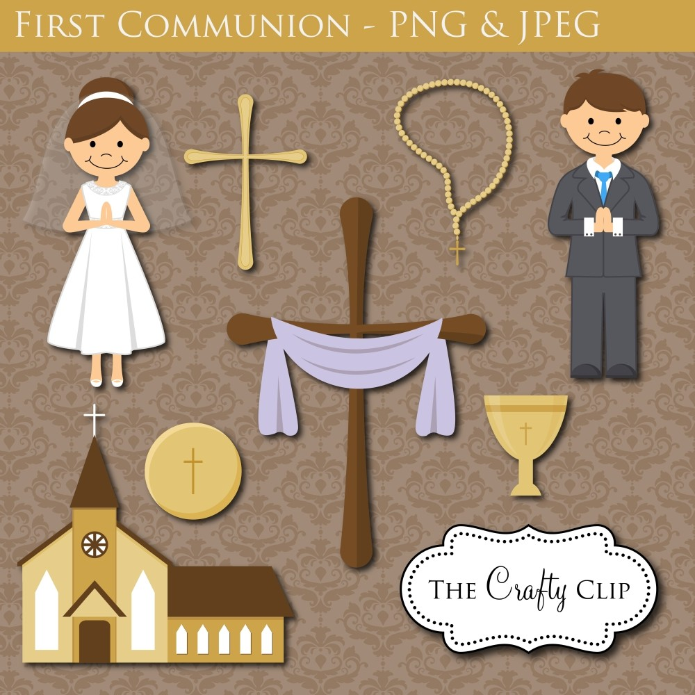 Popular Items For Communion Clipart On Etsy