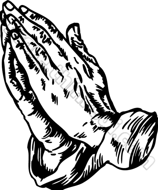 Prayer Hands Clipart Free Clipart Images