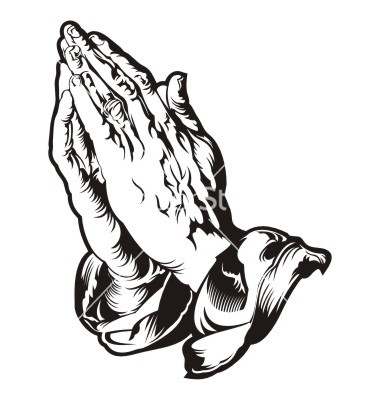 Praying Hands Clipart - Clipartion.com