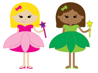 Pretty Princesses Best Friends Forever Clipart Meylah