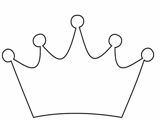 Princess Crown Clipart Free Free Images At Vector