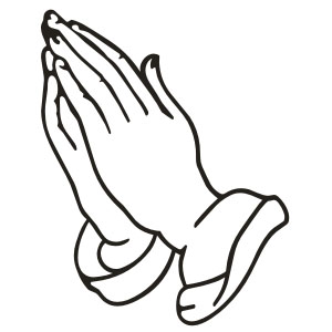 Printable Praying Hands