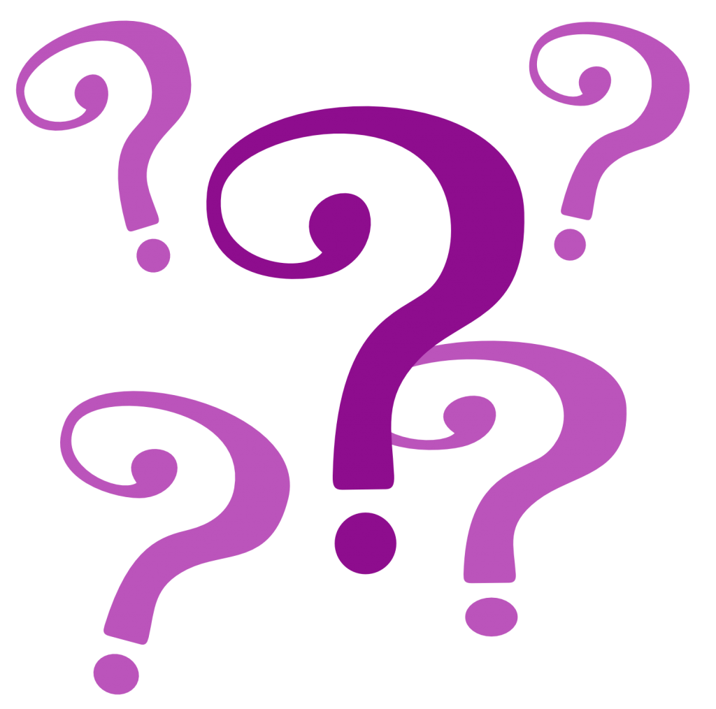 Purple Question Mark Clip Art Ytkebkklc Png
