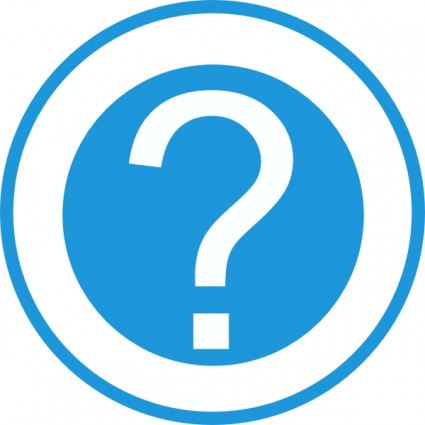 Question Mark Clip Art Free Vector In Open Office Drawing