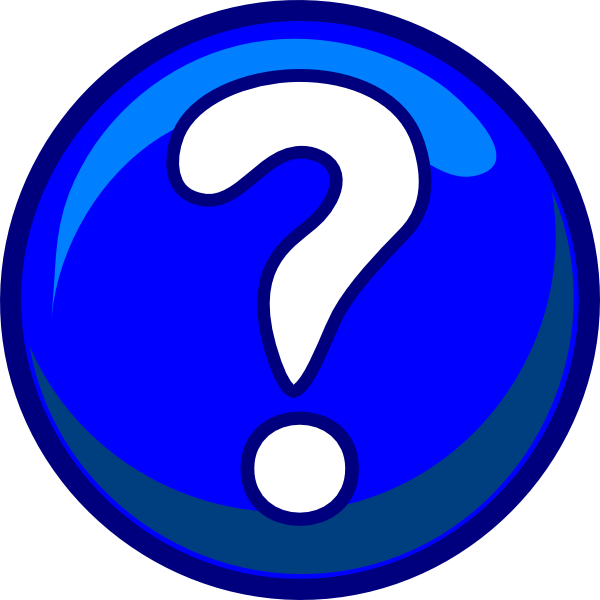 Question Mark Clipart Free Clipart Images
