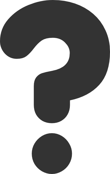 Questions Mark Clip Art