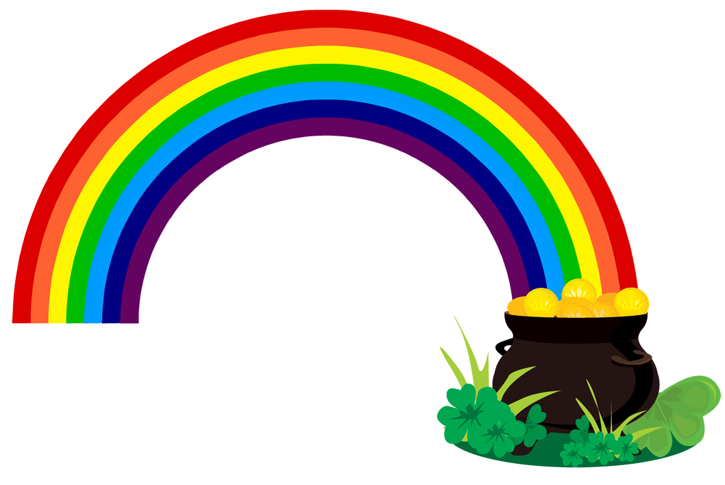 Rainbow Clipart For Kids