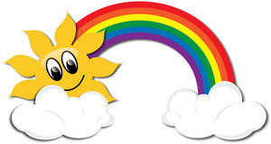 Rainbow Clipart Free Clip Art Images