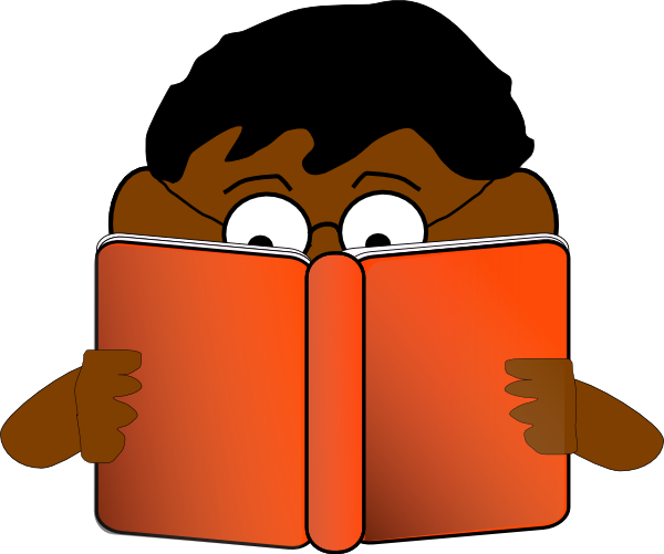 Reading Books Clipart Free Clip Art Images