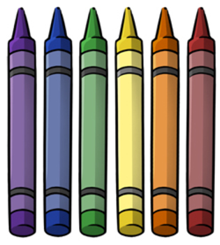 Red Crayon Clipart Free Clip Art Images
