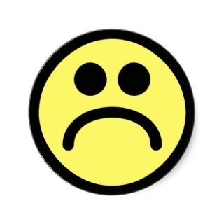 Sad Crying Smiley Face Clipart Free Clipart