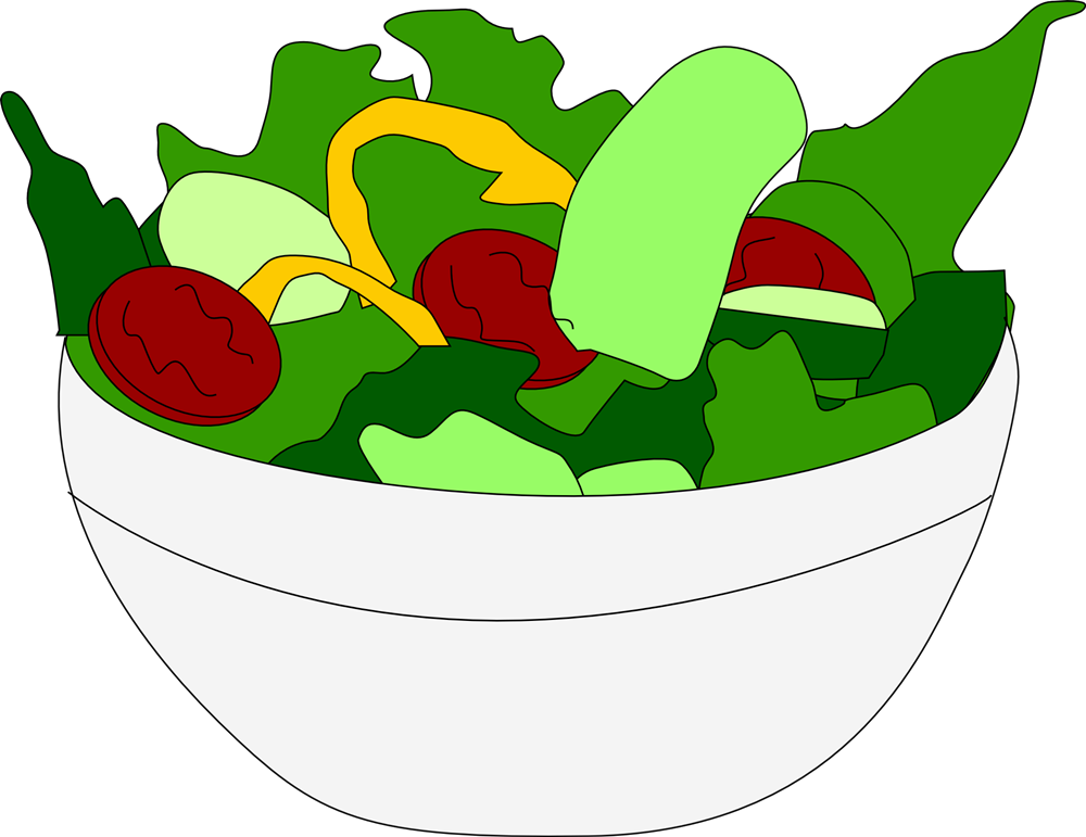 Salad Clipart Clipartion Com