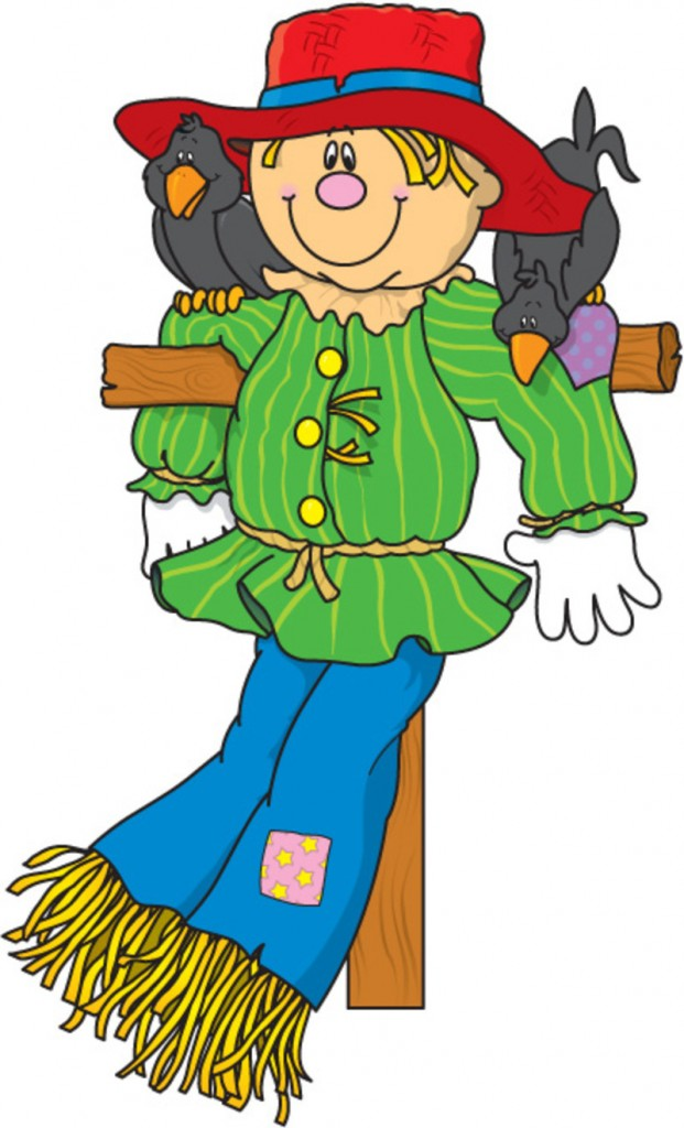 Scarecrow Clip Art Picture Free Clipart Images