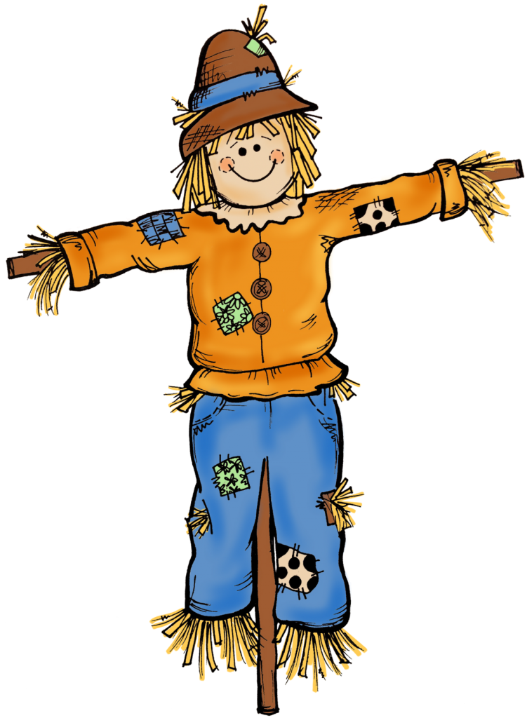 Scarecrow Clip Art Printable Free Clipart Images
