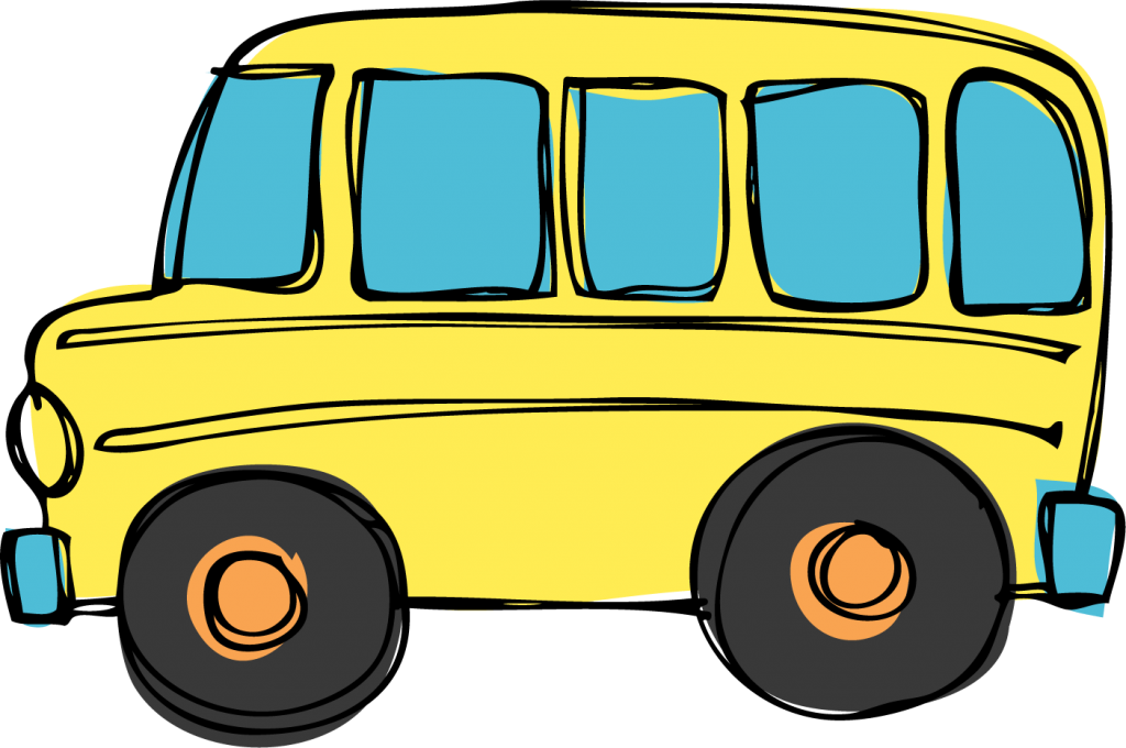 School Bus Border Clipart Free Clipart Images