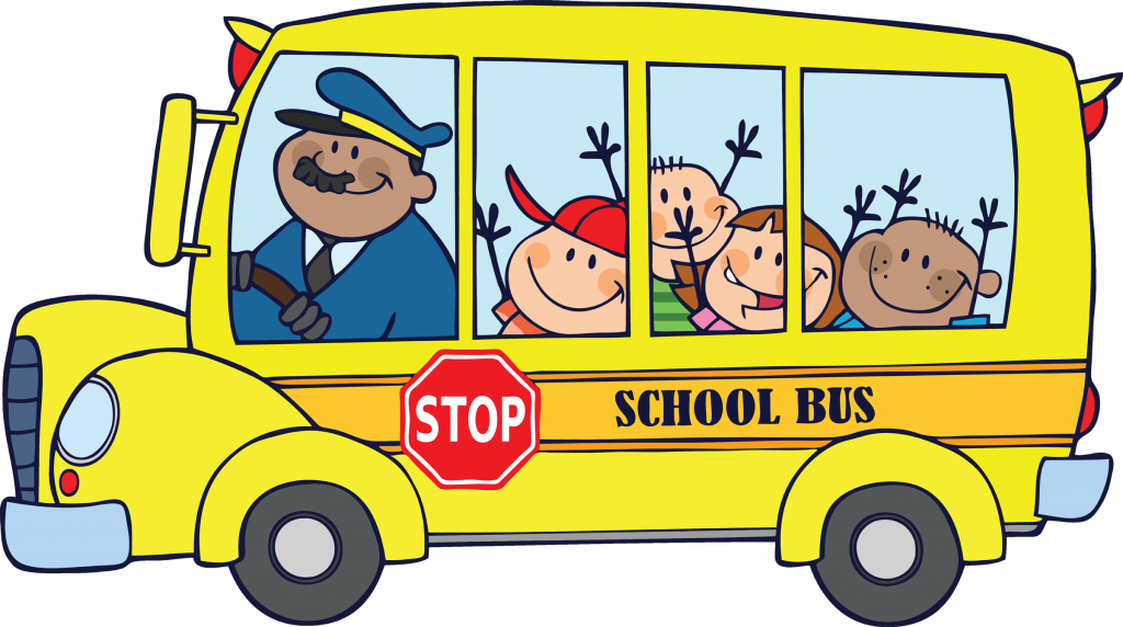 Image result for school bus clip art