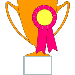 Science Trophy Clipart