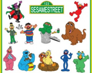 Sesame Street Cookie Monster Clipart Free Clip Art Images