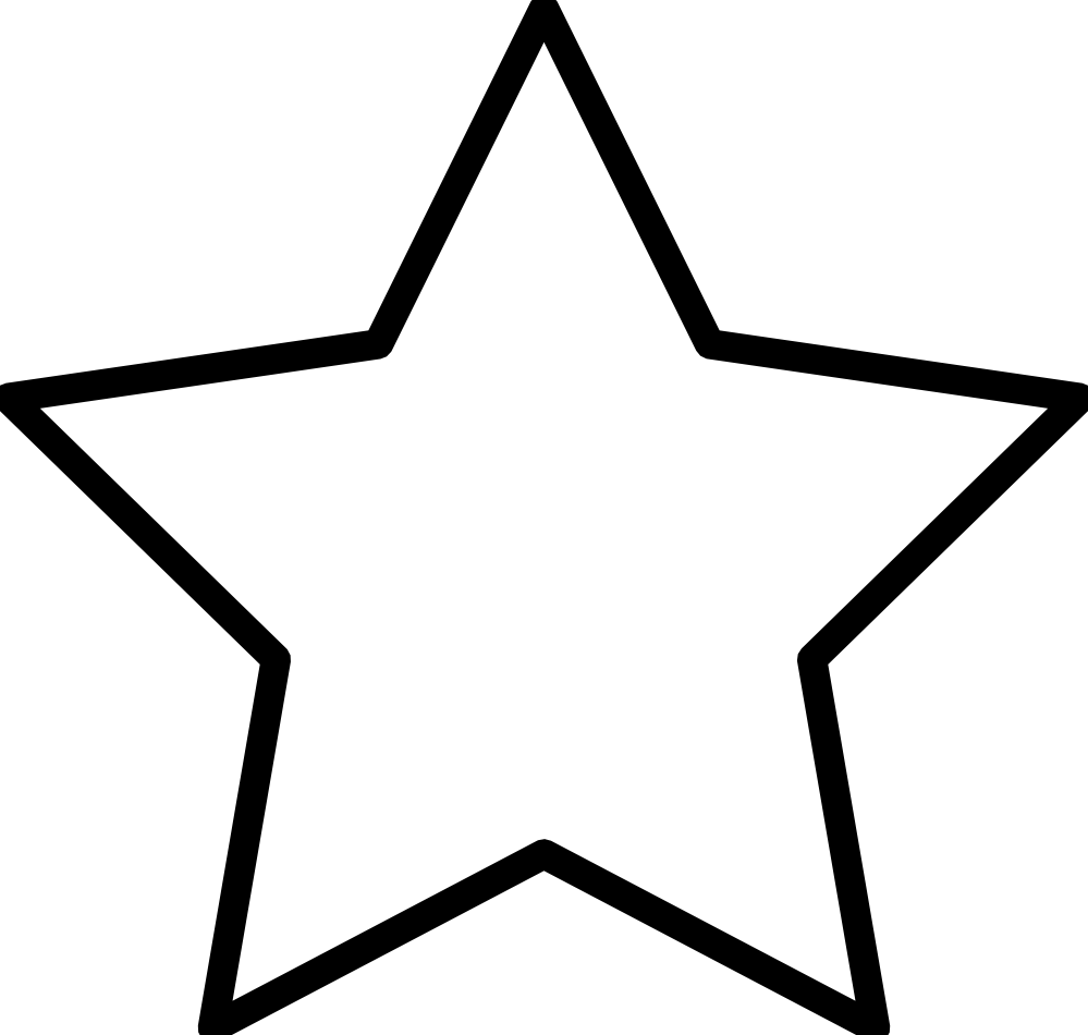 Shooting Star Clip Art Black And White Free