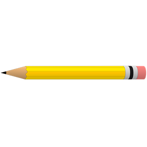 Showing Pencil Clipart Png For You Imagegator