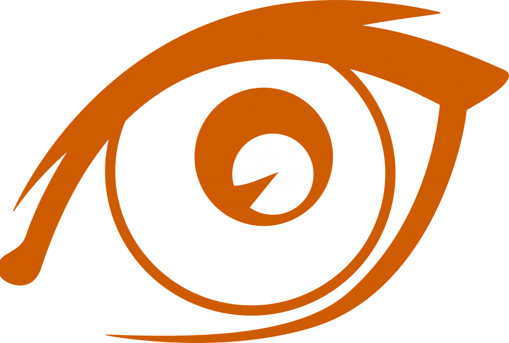 Simple Eye Clipart