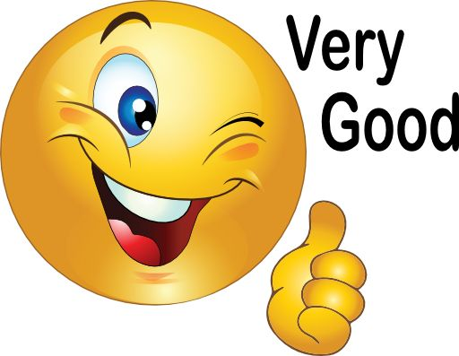 Smiley Face Clip Art Thumbs Up Free Clipart