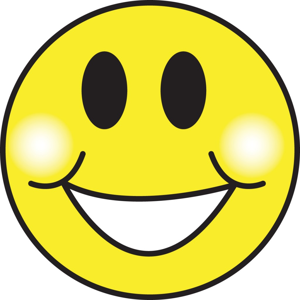 Smiley Face Flower Clipart Free Clipart Images