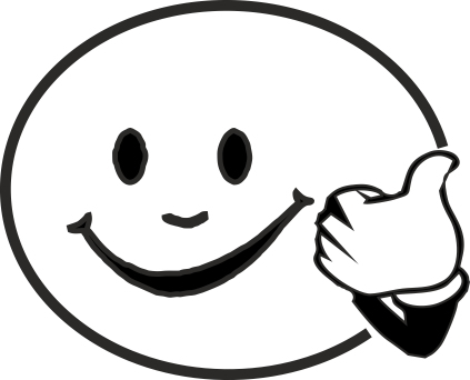 Smiley Face Thumbs Up Png Images