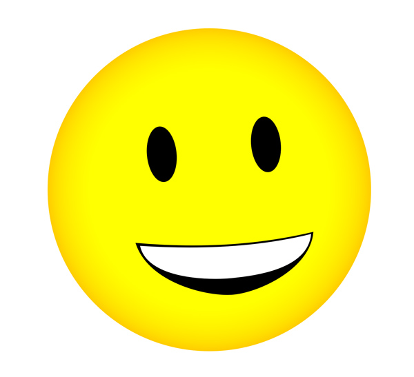 Smiley Faces Animated