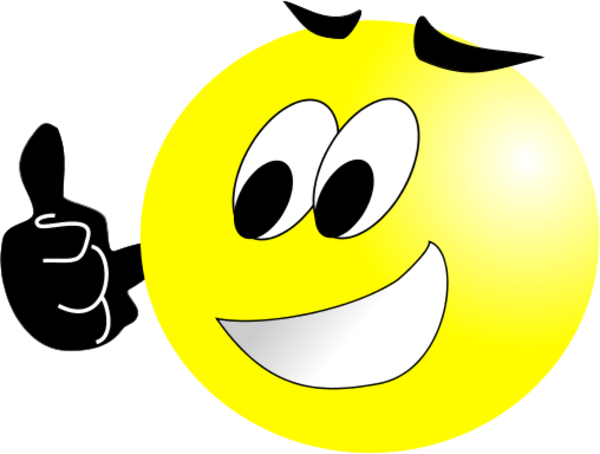 Smiley Thumbs Up Images Images