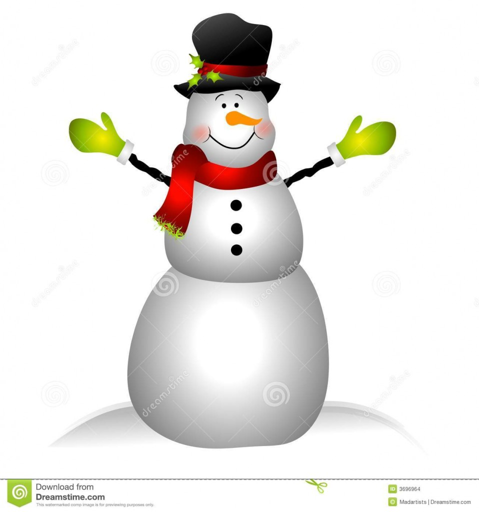 Smiling Snowman Clip Art Stock Photos Images Amp Pictures