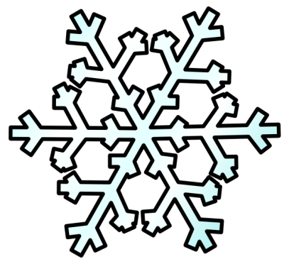 Snowflake Clip Art Images Free Free Clipart Images