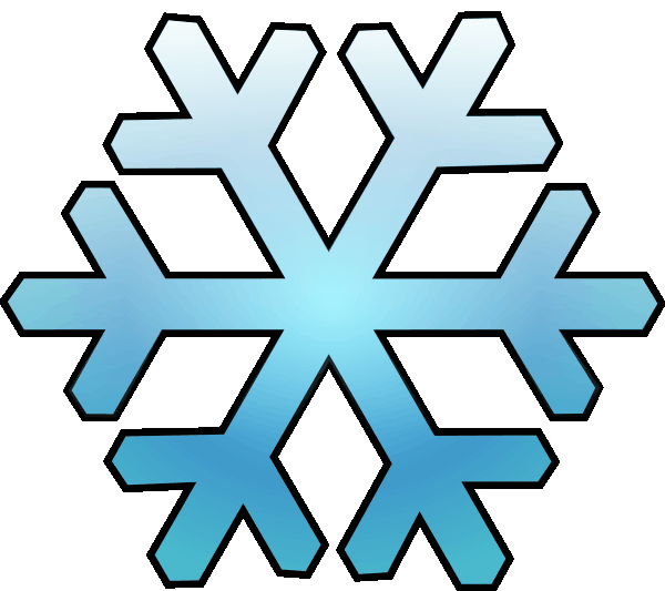 Snowflake Clip Art Microsoft Free Clipart Images