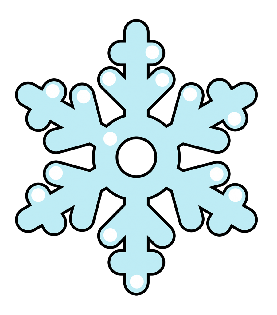 Snowflake Clipart Free Clip Art Images