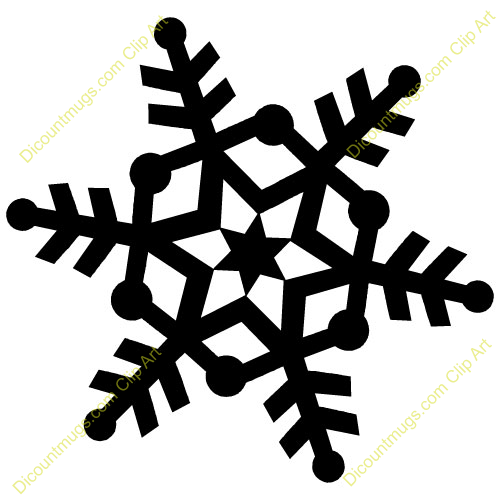 Snowflake Images Winter Snowflakes Clipart Free Clip Art Images