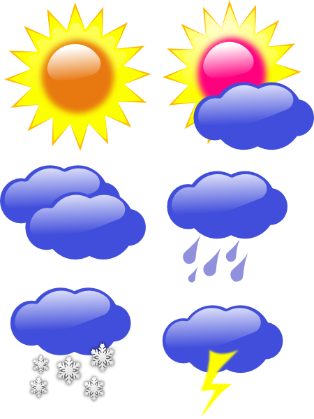 Snowy Weather Clipart Free Clipart Images