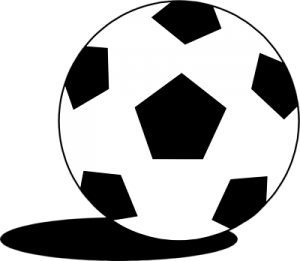 Soccer Ball And Net Clipart Images