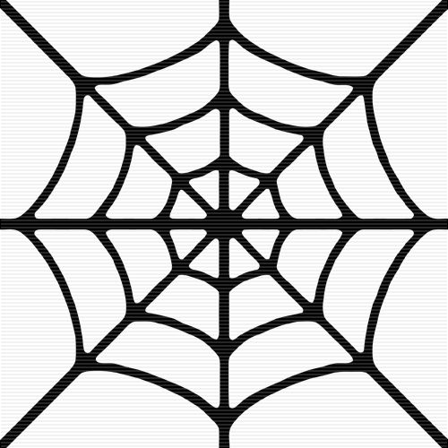 Spider Web Border Clipart Free Clipart Images