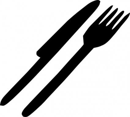 Spoon And Fork Clipart Free Clipart Images