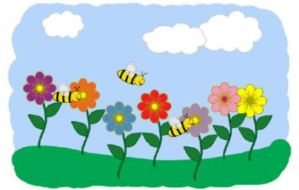 Spring Clipart Children Thumb2