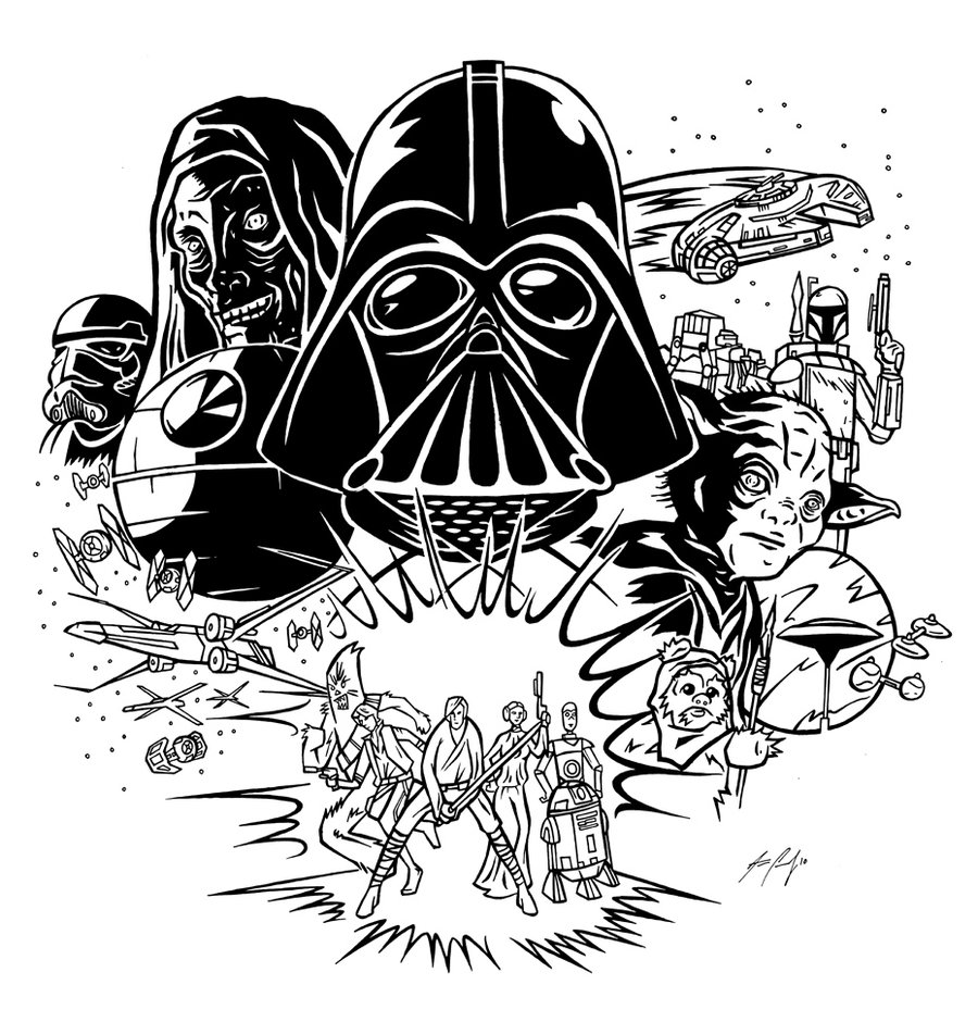Star Wars Clip Art Free Large Images